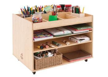 art craft storage. Black Bedroom Furniture Sets. Home Design Ideas